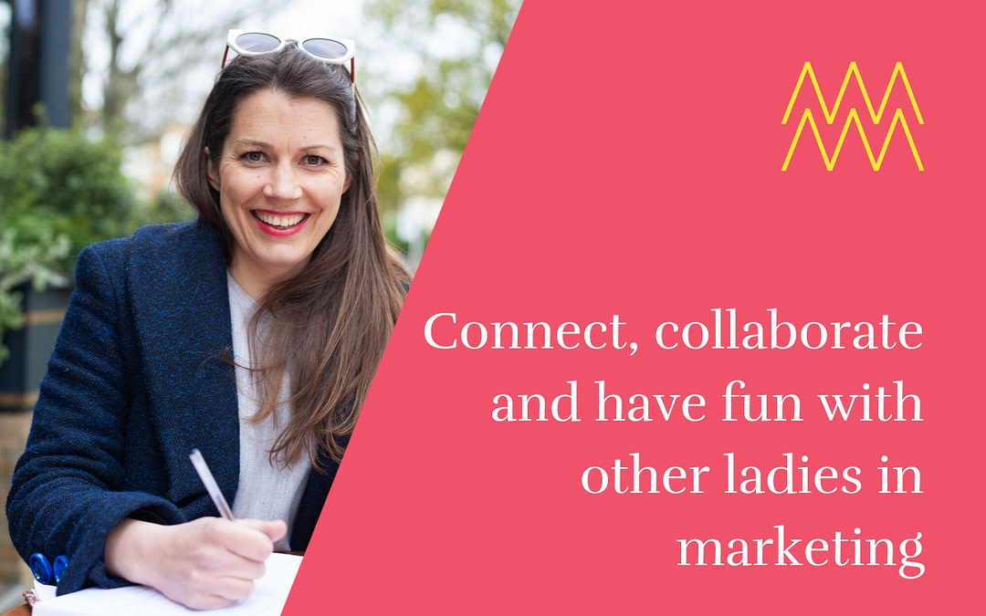 Zoom >> Connect >> Collaborate : Women in Marketing