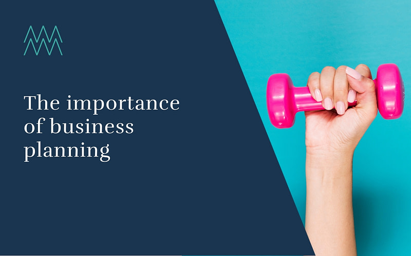 #30 The importance of business planning